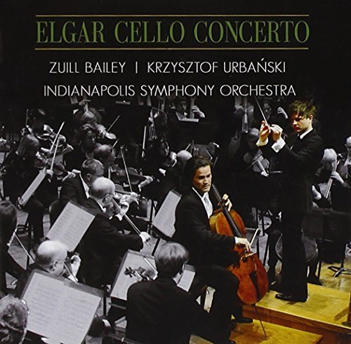 Bailey Elgar Cello Concerto Urbanski Iso