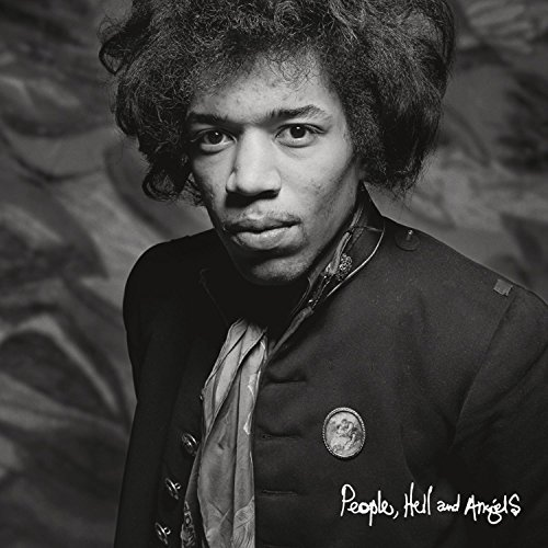 Jimi Hendrix People Hell & Angels Digipak