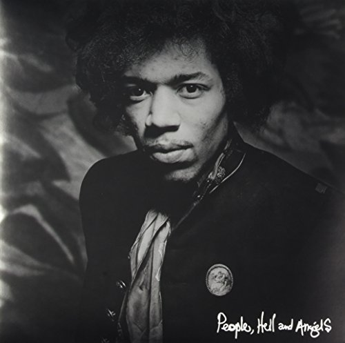 Jimi Hendrix People Hell & Angels 200gm Vinyl 2 Lp