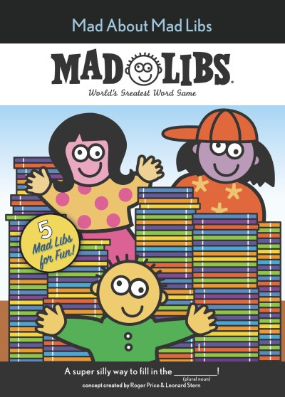 Roger Price Mad About Mad Libs