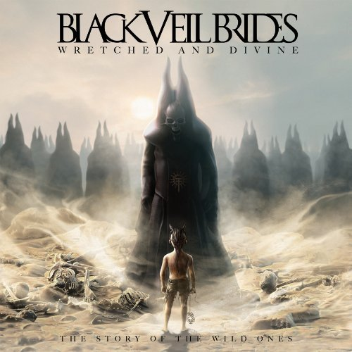 Black Veil Brides Wretched & Divine Story Of The Wild Ones Explicit Version Deluxe Ed. Incl. Bonus DVD