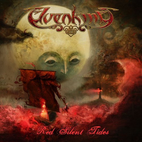 Elvenking Red Silent Tides Picture Disc