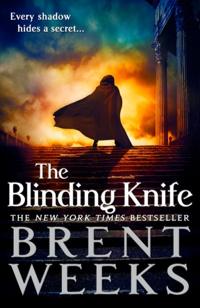 Brent Weeks The Blinding Knife