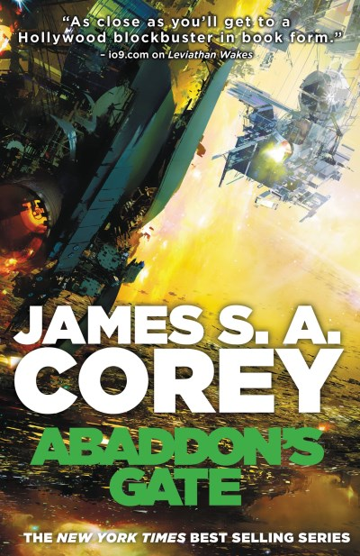 James S. A. Corey Abaddon's Gate