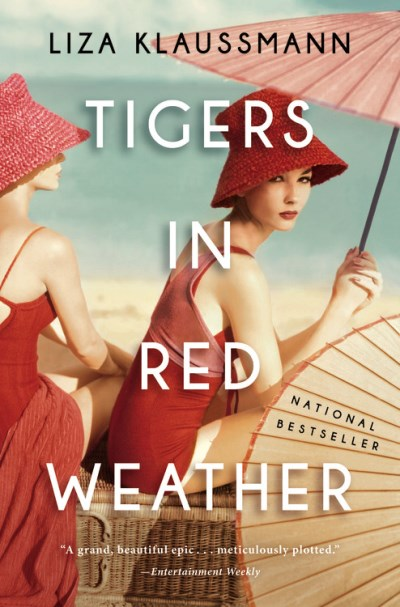 Klaussman Tigers In Red Weather