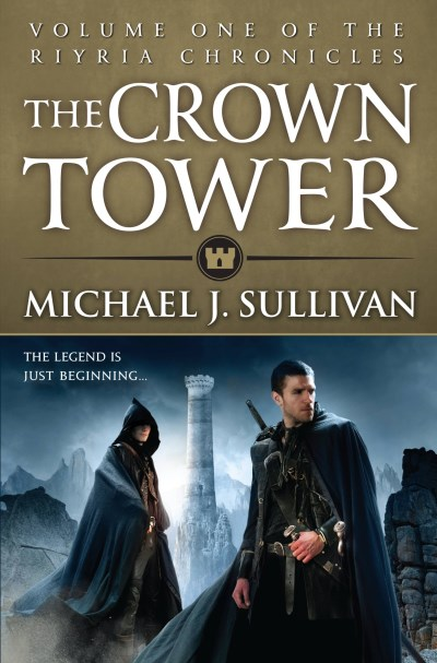 Michael J. Sullivan The Crown Tower