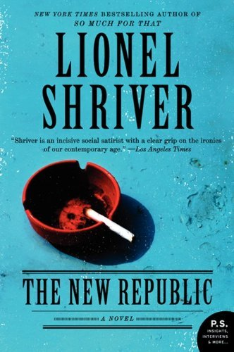 Lionel Shriver The New Republic