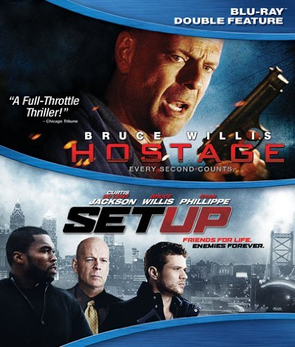 Hostage Set Up Hostage Set Up Blu Ray Ws R 2 Br