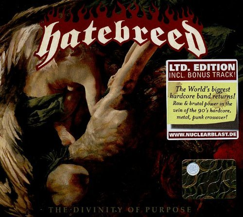 Hatebreed Divinity Of Purpose Import Gbr