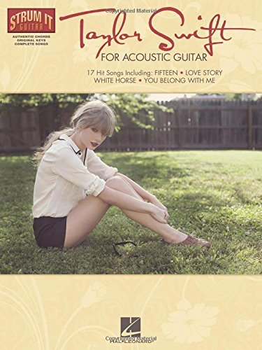 Taylor Swift Taylor Swift For Acoustic Guitar