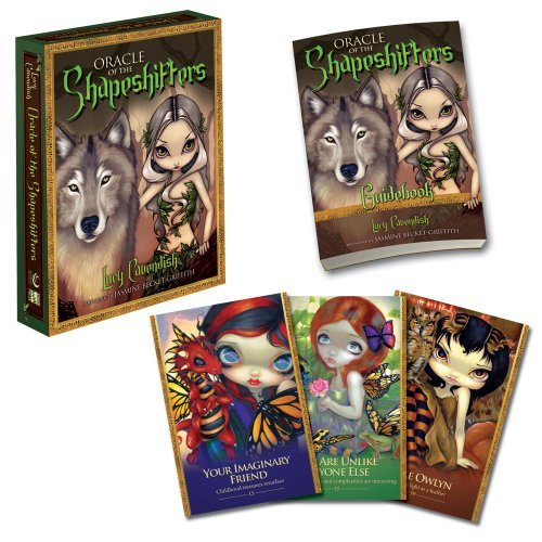Lucy Cavendish Oracle Of The Shapeshifters [with 45 Cards]