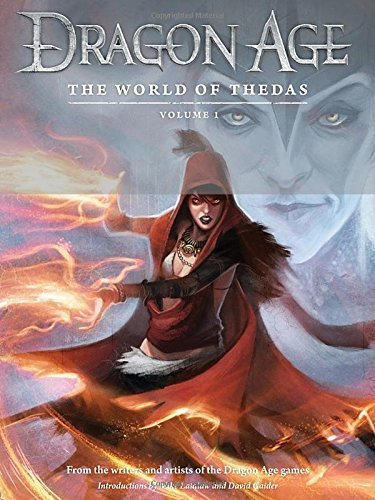 Various Dragon Age The World Of Thedas Volume 1