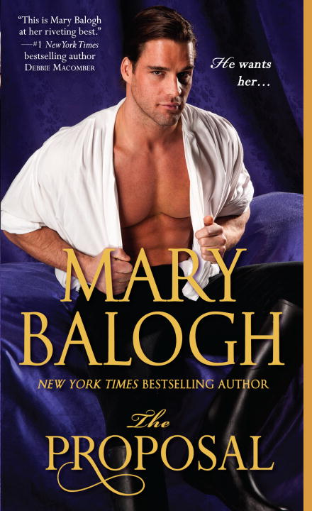 Mary Balogh The Proposal