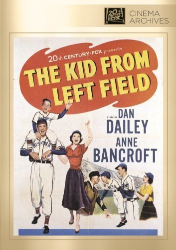 Kid From Left Field Dailey Bancroft Chapin DVD R Bw Nr