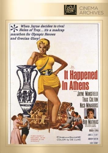 It Happened In Athens Mansfield Kalogeropoullou Colt DVD R Nr