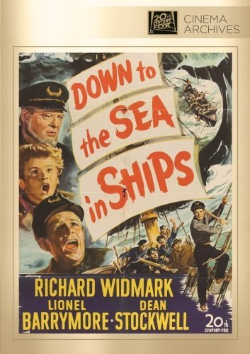 Down To The Sea In Ships Widmark Barrymore Stockwell DVD Mod This Item Is Made On Demand Could Take 2 3 Weeks For Delivery