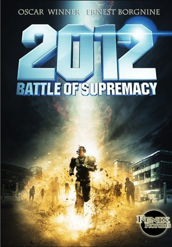 2012 Battle For Supremacy Borgnine Ernest Ws Nr