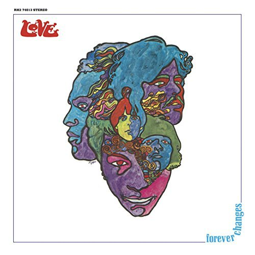 Love Forever Changes 180gm Vinyl