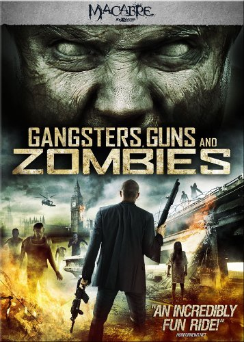 Gangsters Guns & Zombies Jerome Leaver Santino Ws Jerome Leaver Santino