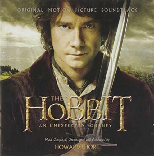Hobbit An Unexpected Journey Soundtrack Howard Shore 2 CD