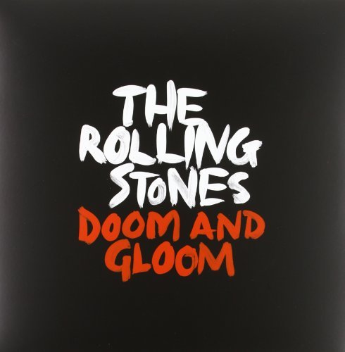 Rolling Stones Doom & Gloom 10 Inch Etched Lp