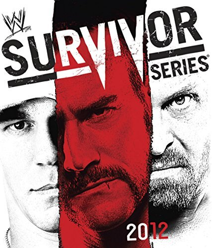Wwe Survivor Series 2012 Blu Ray Ws Tvpg
