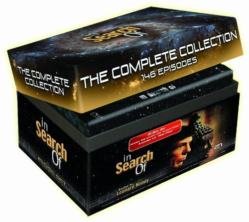In Search Of The Complete Series DVD