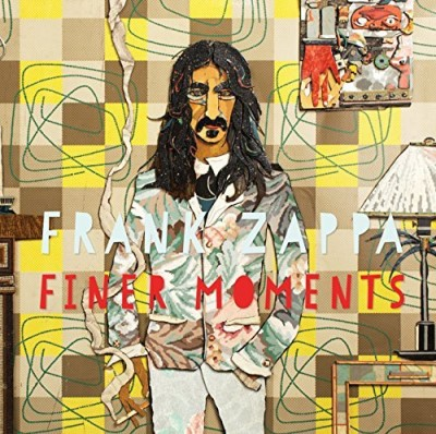 Frank Zappa Finer Moments 2 CD