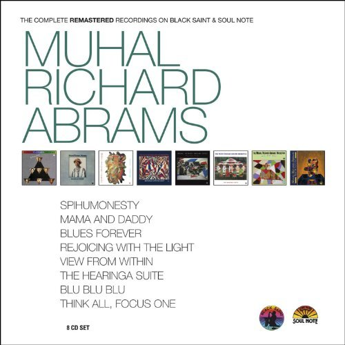 Muhal Richard Abrams Muhal Richard Abrams Complete 8 CD