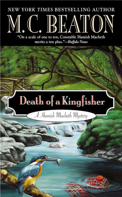 M. C. Beaton Death Of A Kingfisher