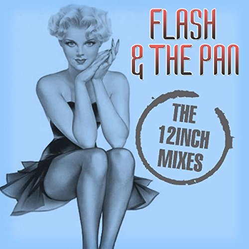 Flash & The Pan Tweleve Inches Import Eu 2 CD