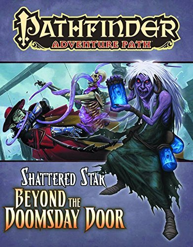 Tito Leati Pathfinder Adventure Path Shattered Star Part 4 Beyond The Doomsday Door