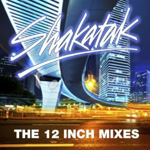 Shakatak 12 Inch Mixes 2 CD