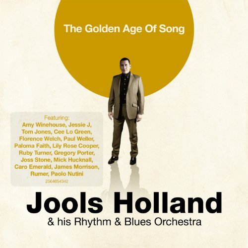 Jools Holland Golden Age Of Song Import Gbr