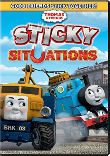 Sticky Situations Thomas & Friends Nr