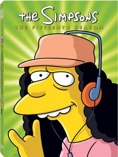 Simpsons Season 15 DVD Season 15