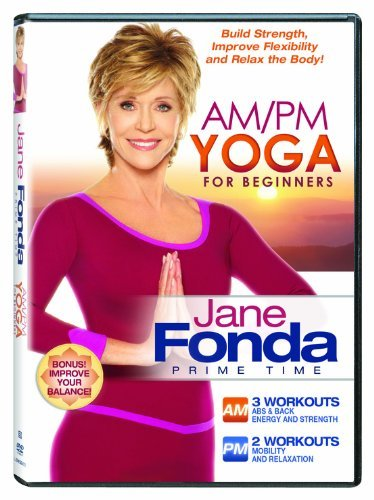 Am Pm Yoga For Beginners Fonda Jane Ws Nr