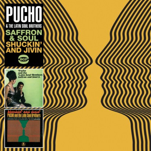 Pucho & The Latin Soul Brother Saffron & Soul Shuckin' & Jivi Import Gbr