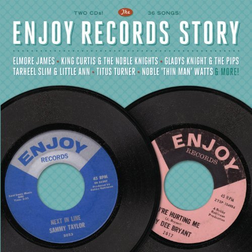 Enjoy Records Story Enjoy Records Story 2 CD