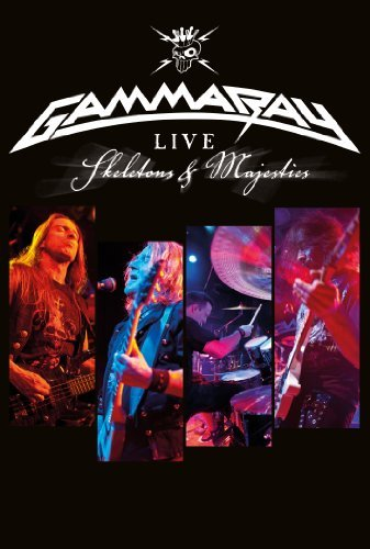 Gamma Ray Live Skeletons & Majesties