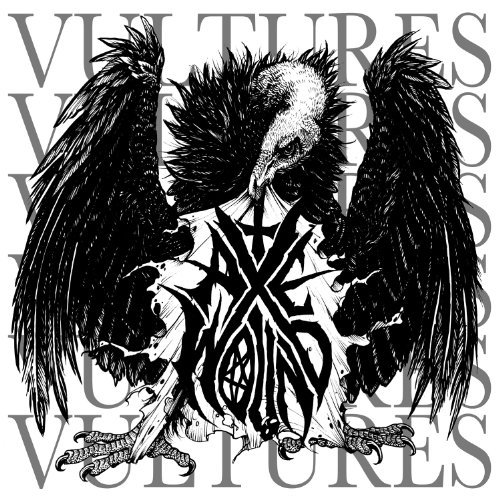 Axewound Vultures Black & White Vinyl