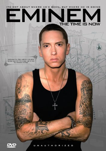 Eminem Time Is Now Unauthorized Nr