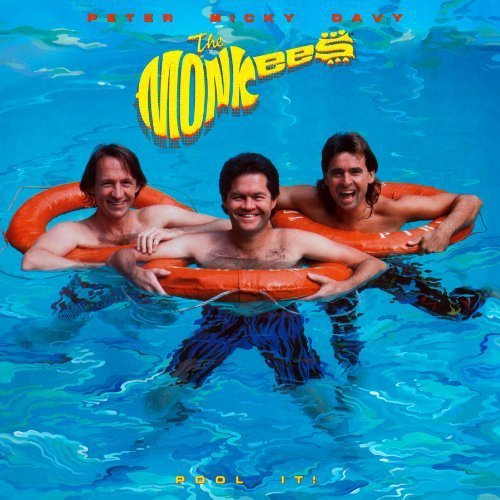 Monkees Pool It! 180gm Blue Vinyl