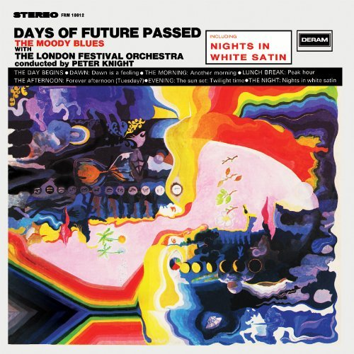 Moody Blues Days Of Future Passed 180gm Vinyl
