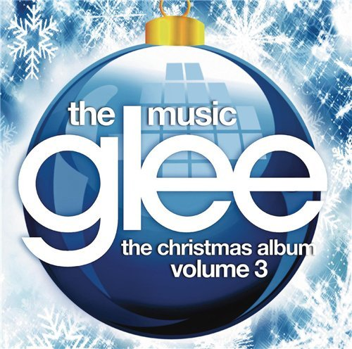 Glee Cast Vol. 3 Glee The Music Christmas Album