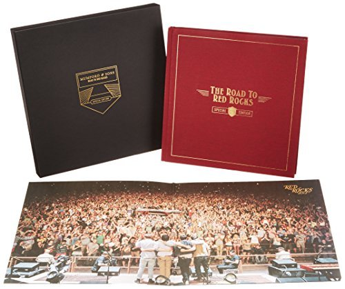 Mumford & Sons Road To Red Rocks Super Delux Import Eu