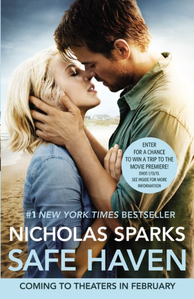 Sparks Nicholas Safe Haven