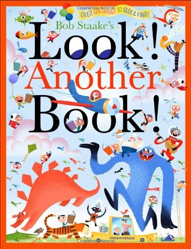 Bob Staake Look! Another Book!