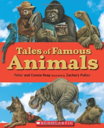 Peter Roop Tales Of Famous Animals