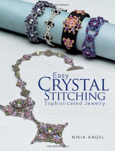 Nikia Angel Easy Crystal Stitching Sophisticated Jewelry